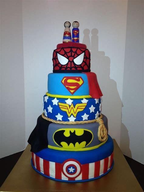 Awesome Groom's Cakes   Awesome, Superhero cake and Avengers