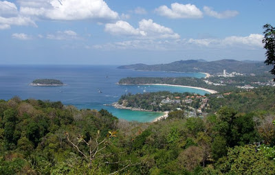 Phuket Viewpoint - Kata Noi, Kata and Karon Beaches