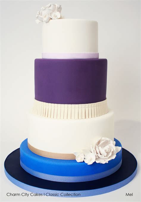 Wedding Collection Cake Galleries ? Charm City Cakes