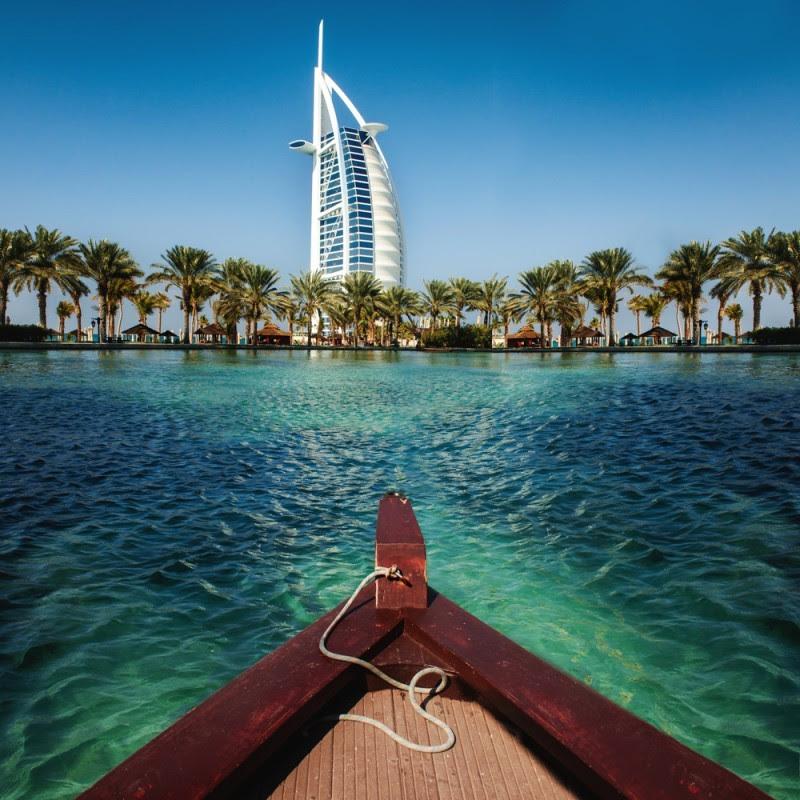Dubai um dos destinos mais procurados para lua de mel