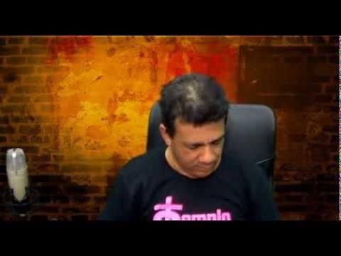 Pastor Rubens Mandando Recado ao pastor Paulo Junior