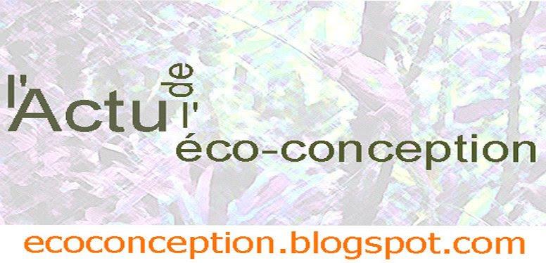 L' Actu de l'eco-conception
