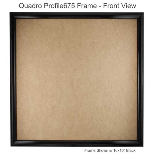 27x27 Picture Frames Profile675 Box Of 2