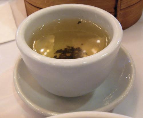 Gold Leaf: yum cha