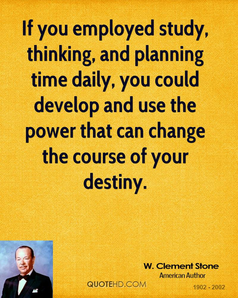 W Clement Stone Quotes Quotehd
