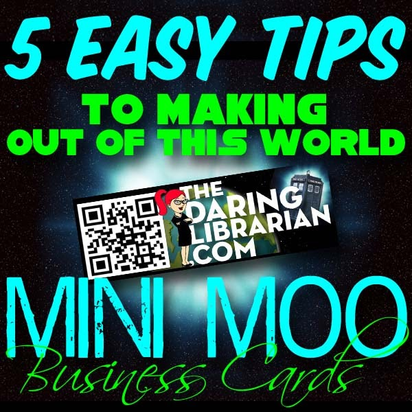 5 easy tips to making out of this world mini moo business cards reheart Gallery