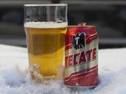 Review: Tecate Cerveza (Mexico) by Cody La Bière