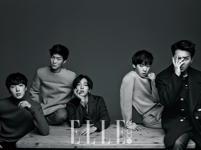 Winner - Elle Magazine December Issue '14