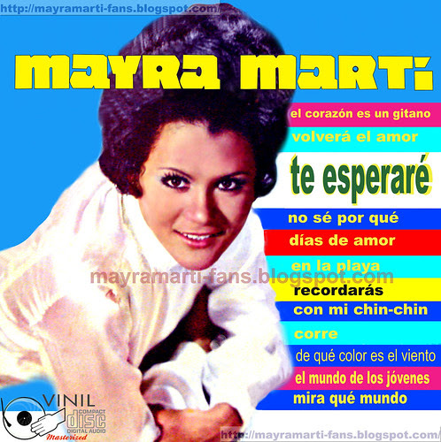 Mayra Marti Te esperaré front