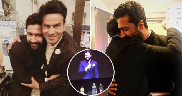 Fans ask Vicky Kaushal to recite a dialogue from Sanju at Indian Film Festival in Melbourne