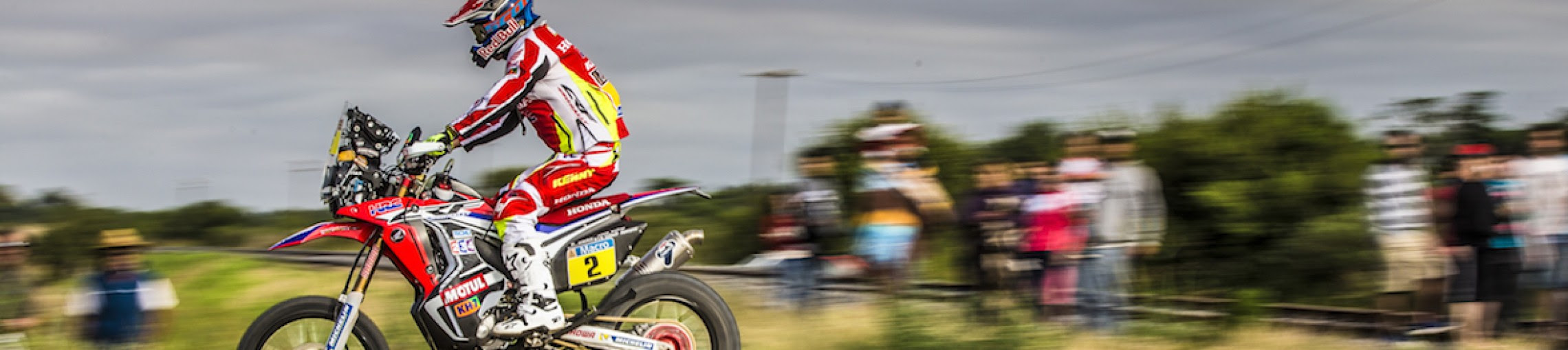 Barreda and Gonçalves seal first Team HRC double in the Dakar 2015