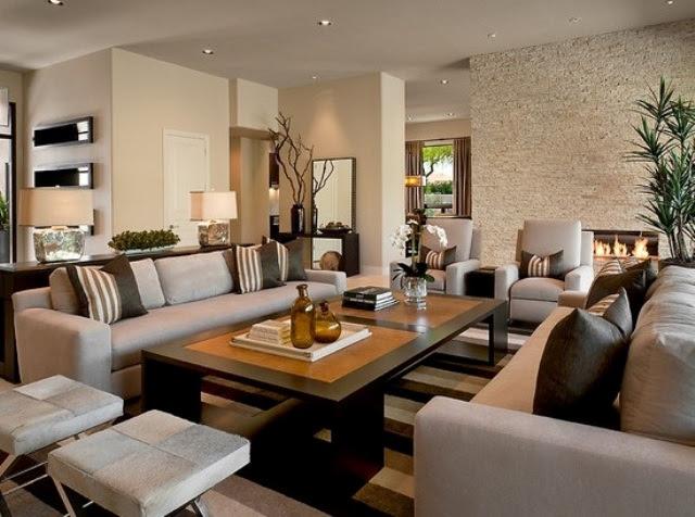 Creative Living Room Interior Design - Interior design