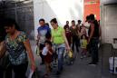 Central Americans sent to Mexico by U.S. increasingly victims of kidnappings: aid group