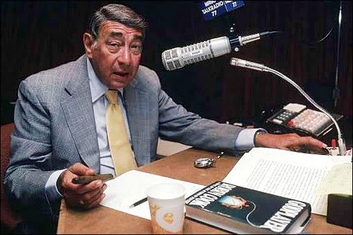 Image result for Howard Cosell speaking of sports