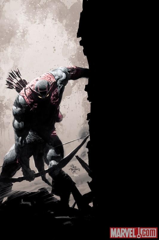 Dark Avengers #15 preview