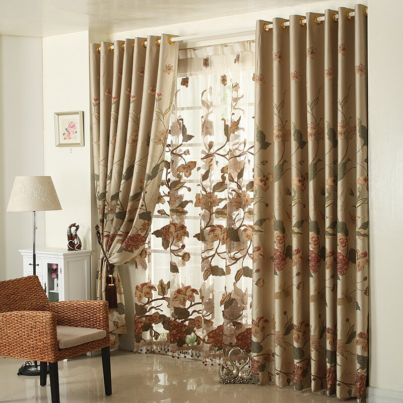 curtains for living room 16