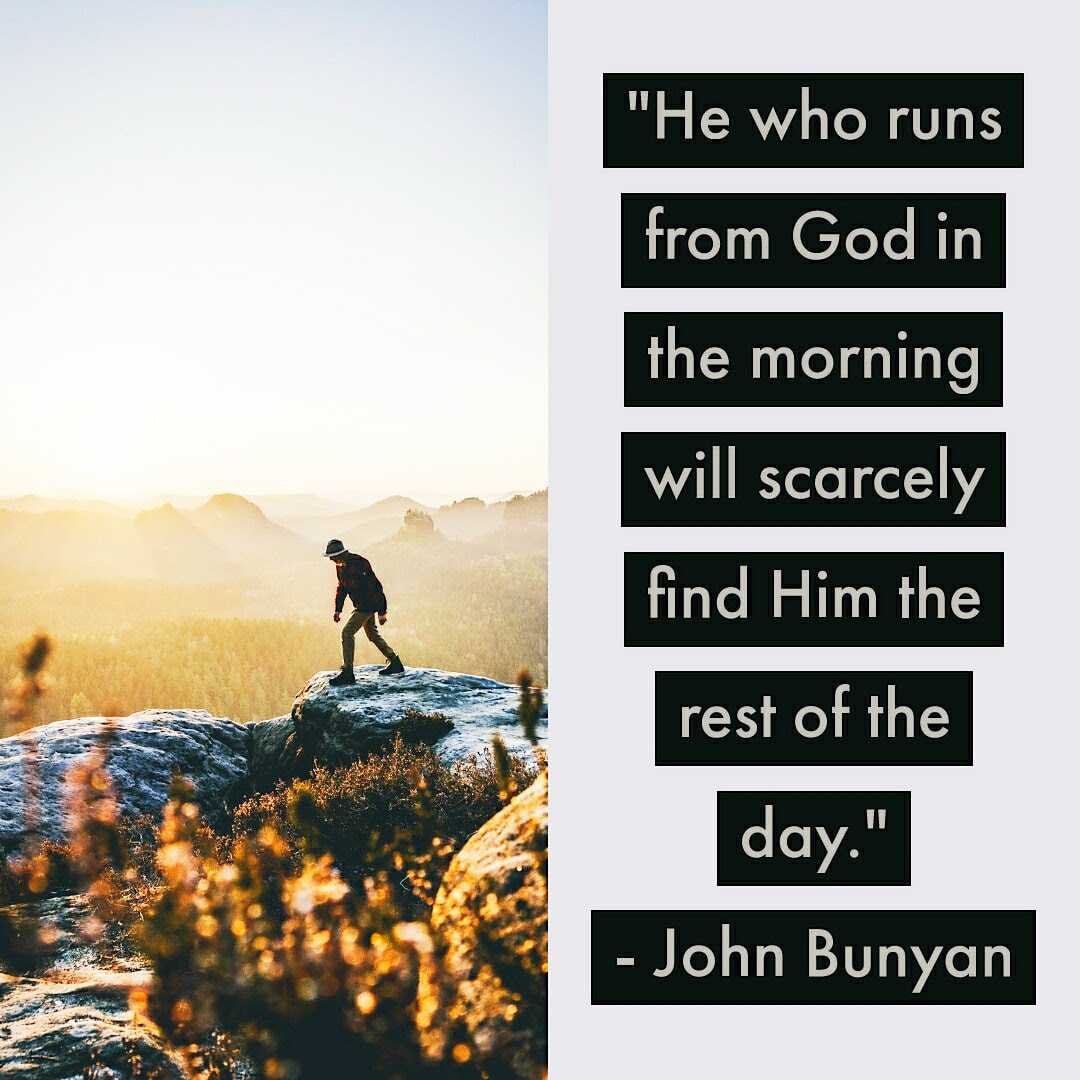 Start Your Day With God Christ Centered Quotes