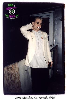 Sheila's 1988