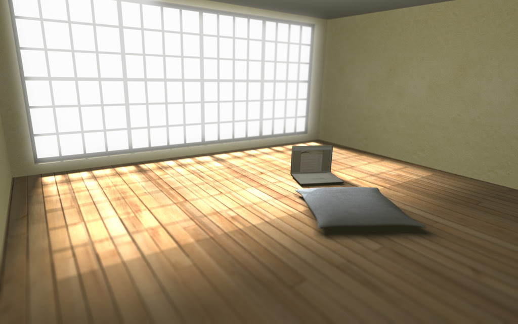 Living a minimalist lifestyle minimalist home design for Minimalist living japan