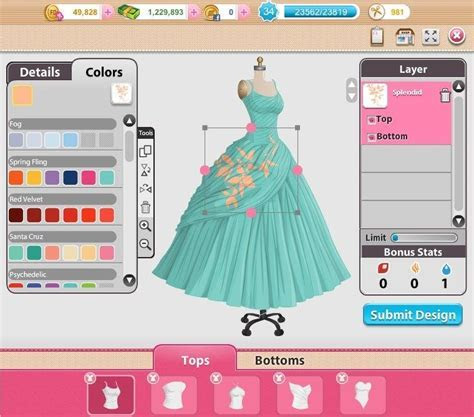 Fashion Designer   Virtual Worlds Land!