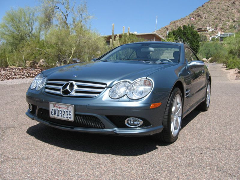 Sell used 2007 Mercedes-Benz SL-Class AMG SPORT in ...