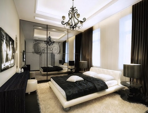 Luxury  Bedroom  Interior Design Ideas Tips