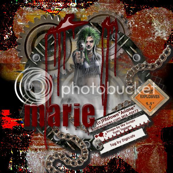Explosive! - Marie