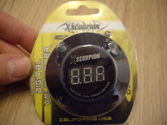 Xscorpion Voltmeter