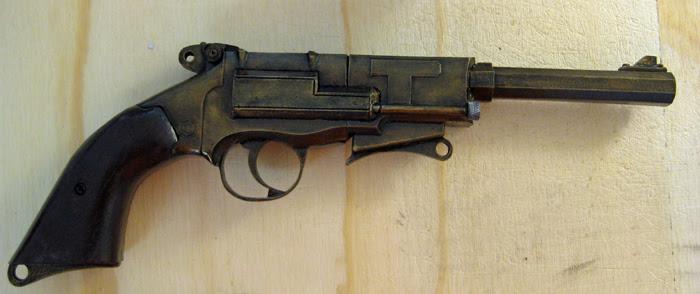 Mal Pistol