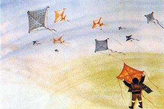 Ilustração de Chantal Muller Van der Berghe