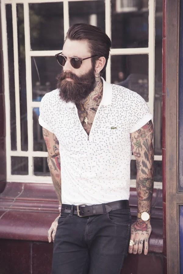 10 Prendas Que Todo Hombre Con Barba Debería Usar