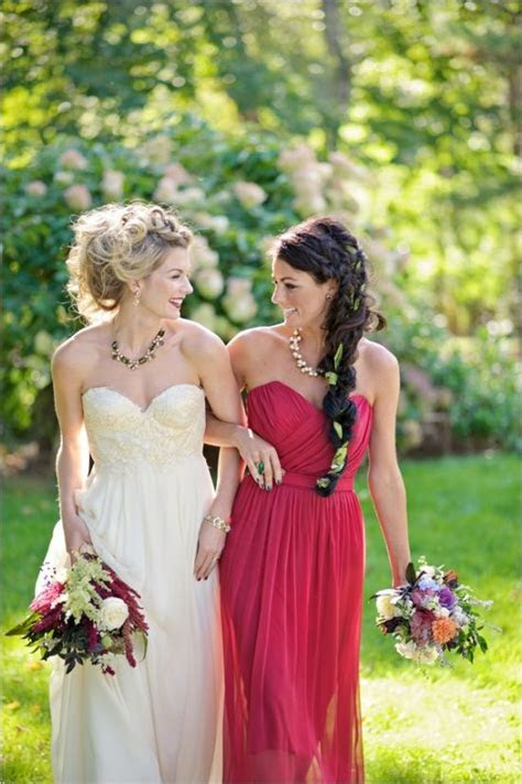17 of 2017's best Raspberry Bridesmaid Dresses ideas on
