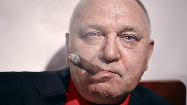 Босс с сигарой