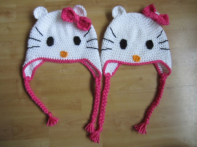 Crochet in Color: Hello Kitty Inspiration