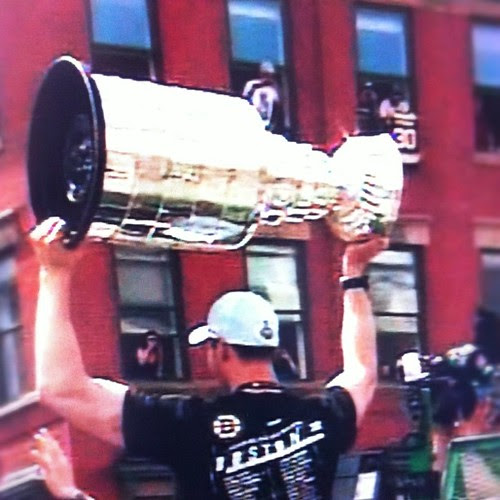 We Got The Cup #bruins