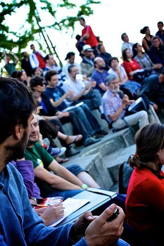 3 juillet 2011 - la #frenchrevolution à Jussieu