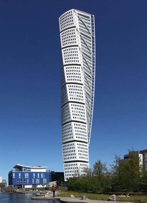"""perierga.gr - Extreme αρχιτεκτονική: Απίθανοι """"στριφογυριστοί"""" ουρανοξύστες!"""