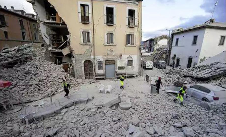 Risultati immagini per amatrice, terremoto