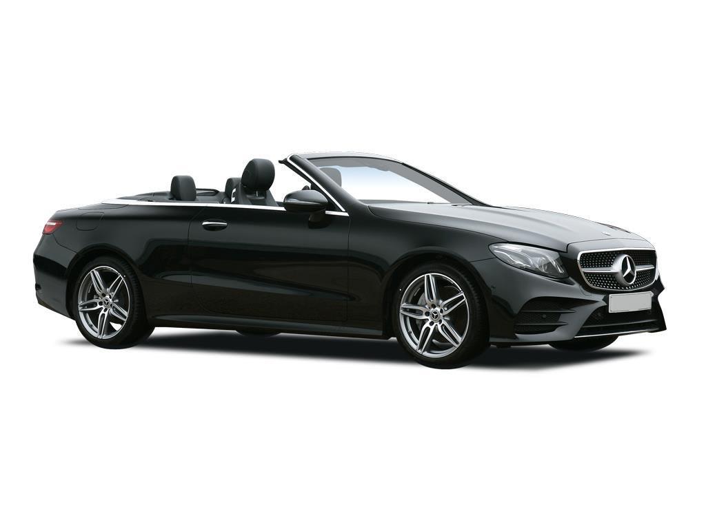 Mercedes-Benz E-Class Convertible Personal Leasing Deals ...