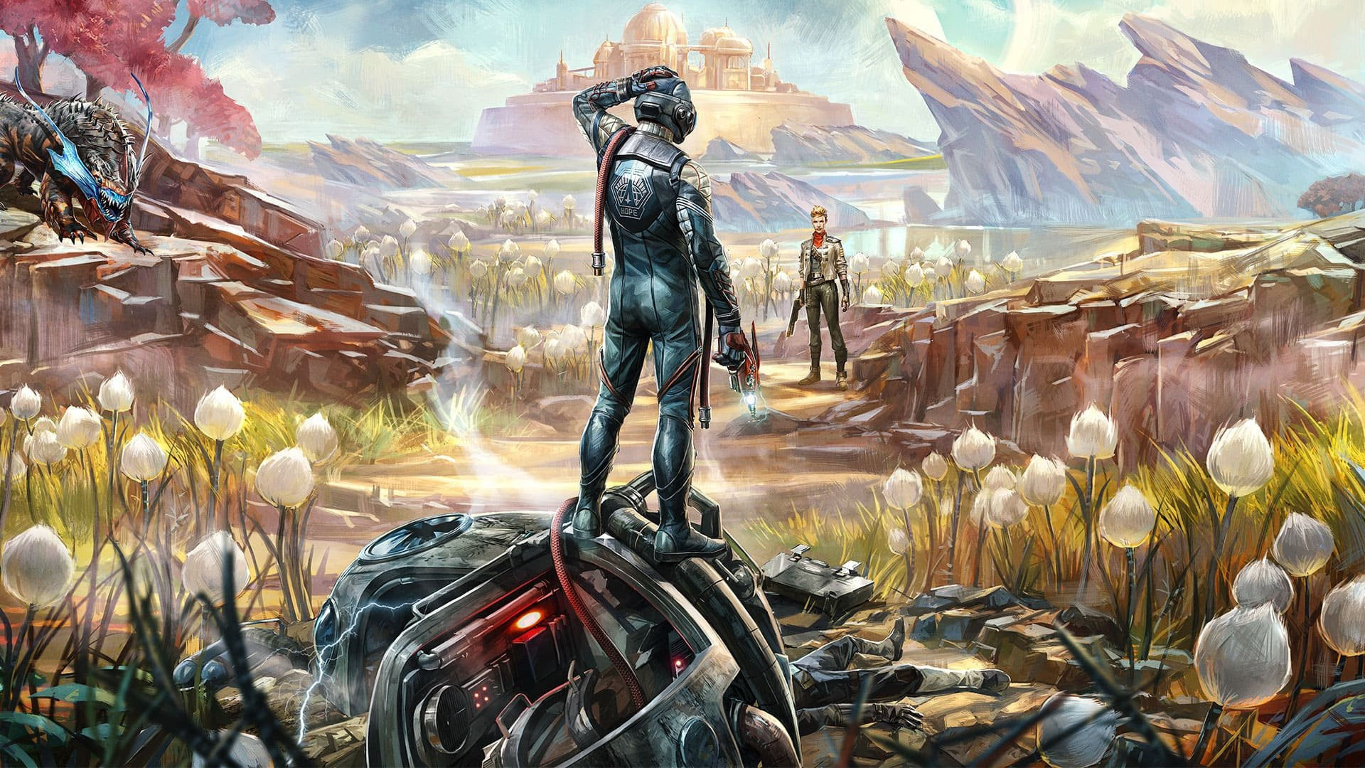 The Outer Worlds Is A Big Rpg Success With Two Million Copies