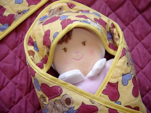 baby doll happy