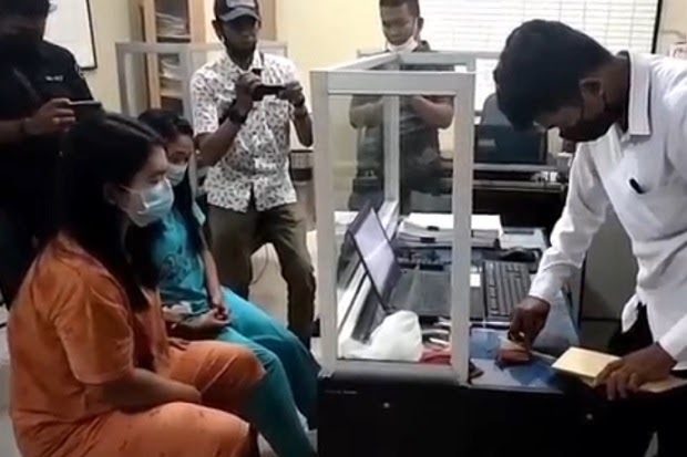 Sat Narkoba Polres Tanjungbalai tangkap 2 Wanita Saat Pesta Sabu di Kamar Kos