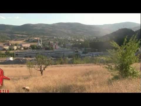 Çevre Yolundan Bozkır Görünümü Videosu 01.09.2012