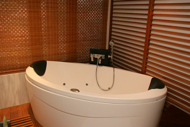 The Pharo jet massage whirlpool