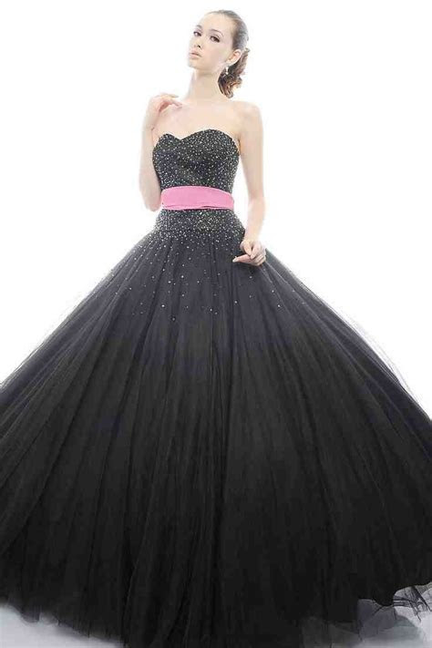 Hot Pink And Black Wedding Dresses   Wedding and Bridal
