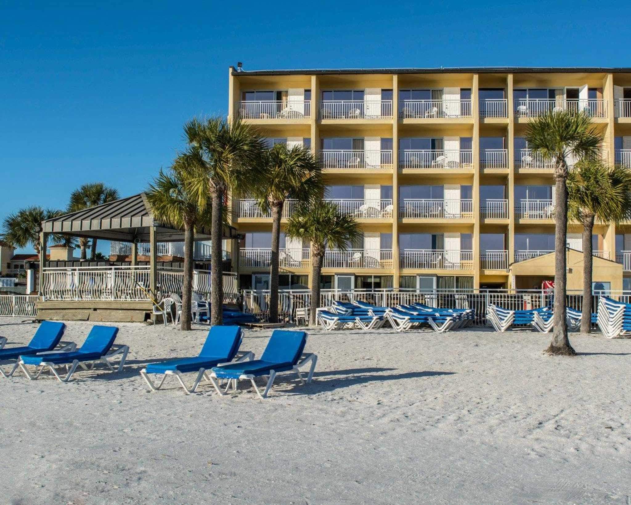 Quality Hotel Clearwater Beach Resort  Clearwater Beach