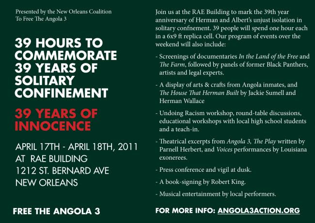 Angola 3 Events in N...
