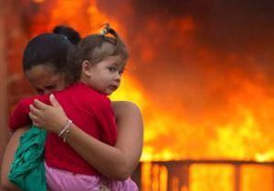 Pinheirinho (Foto: Roosevelt Cassio/Reuters)