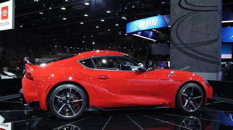 wild styled  toyota supra debuts consumer reports