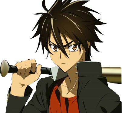 Highschool Of The Dead Takashi
